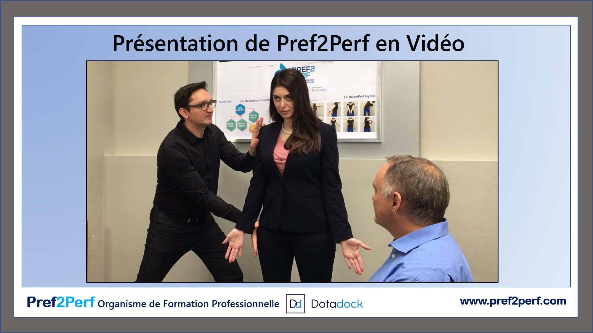 Presentation Pref2Perf